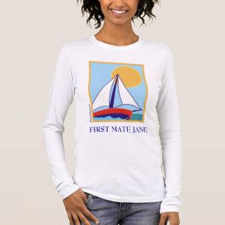Camiseta Manga Longa Navigação