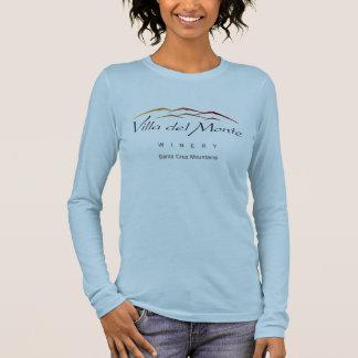 Camiseta Manga Longa o t-shirt das mulheres Longo-sleeved