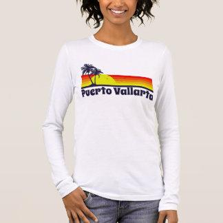Camiseta Manga Longa Puerto Vallarta