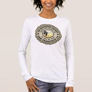 Camiseta Manga Longa Selo do distrito de Richmond