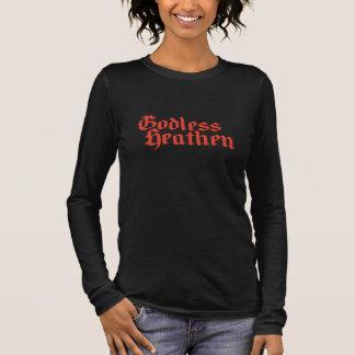 Camiseta Manga Longa Selvagem Godless