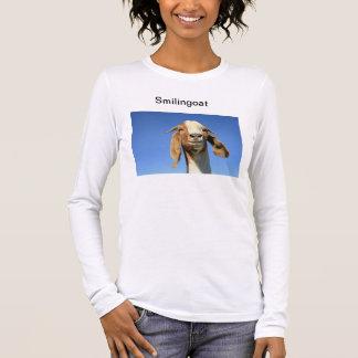 Camiseta Manga Longa Smilingoat