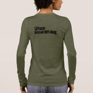 Camiseta Manga Longa squatching ido