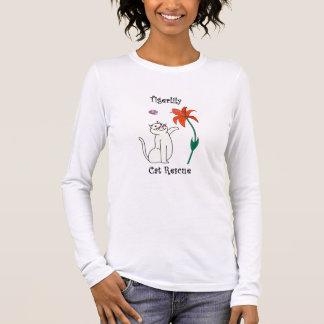 Camiseta Manga Longa T de Tigerlily
