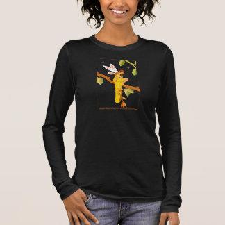 """Camiseta Manga Longa T-shirt 100% do algodão do """"Stargazer"""""""