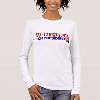 Camiseta Manga Longa T-shirt de Jesse Ventura