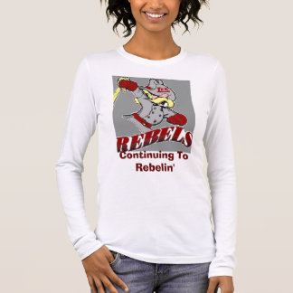 Camiseta Manga Longa T-shirt rebelde de Lee do Midland