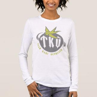 Camiseta Manga Longa TKO - Pardal