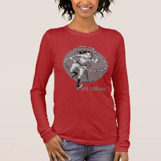 Camiseta Manga Longa Tshirt de Ada Lovelace