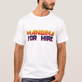 Camiseta Mangina para o aluguer