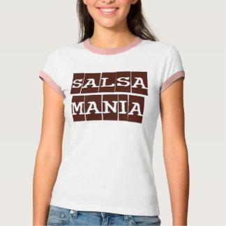 Camiseta Mania do es MI da salsa do La