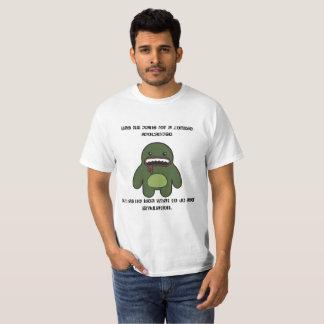 Camiseta Manifestação do zombi