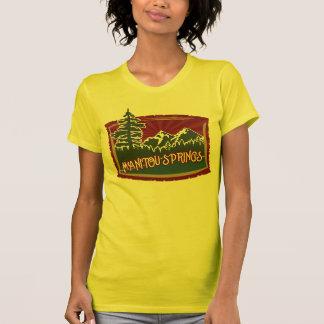 Camiseta Manitou salta montanha