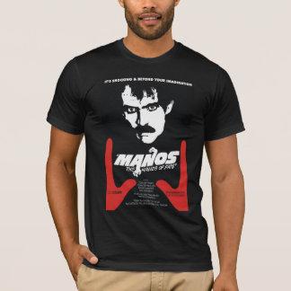 Camiseta Manos: As mãos do destino