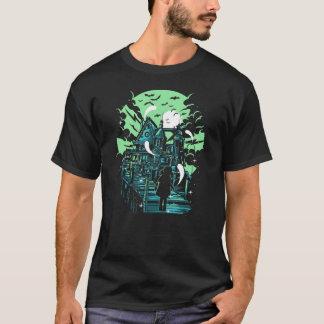 Camiseta Mansão assombrada