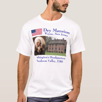 Camiseta Mansão de Dey