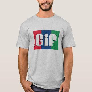 Camiseta Manteiga de amendoim do GIF