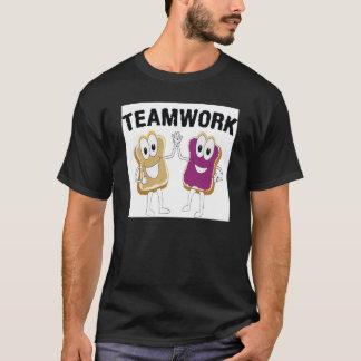 Camiseta Manteiga & geléia de amendoim