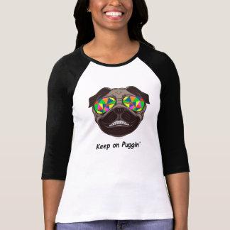 Camiseta Mantenha em Puggin