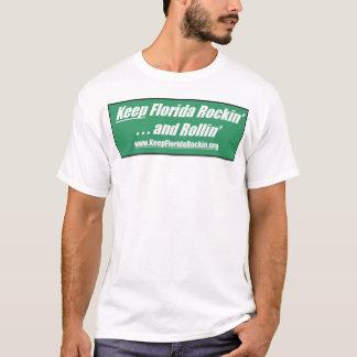 Camiseta Mantenha Florida Rockin & Rollin