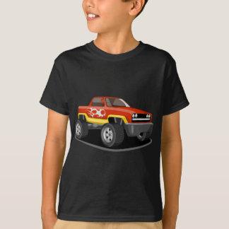 Camiseta Mantenha no T de Truckin