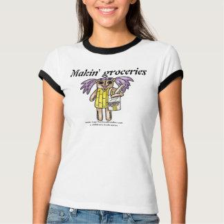 Camiseta Mantimentos de Makin