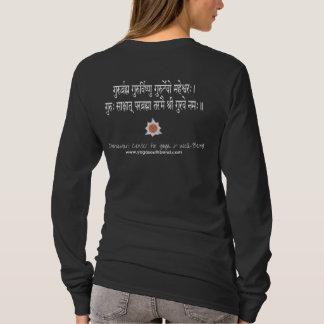 Camiseta Mantra do Dattatreya/Guru das mulheres