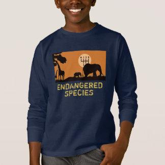 Camiseta MANUAL - psto em perigo
