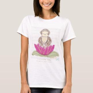 Camiseta Manuka o macaco - bem-estar consciente lunático OM