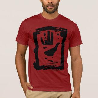 Camiseta Mão enfaixada