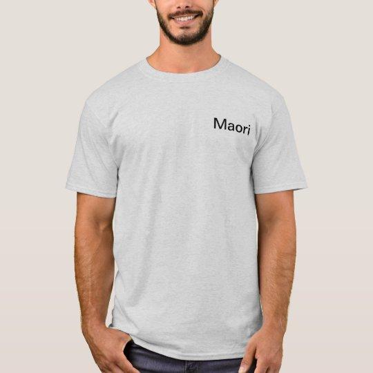 Camiseta Maori