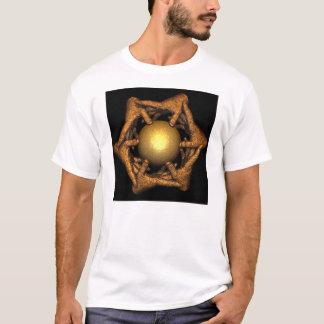Camiseta mãos amiga