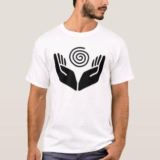 Camiseta Mãos curas 2
