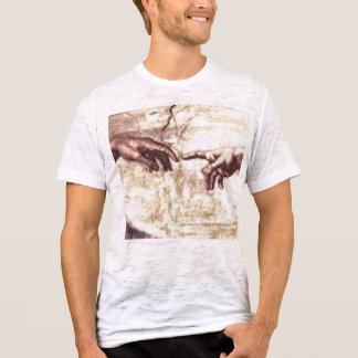 Camiseta Mãos da criação