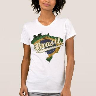 Camiseta Mapa de Brasil