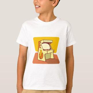 Camiseta Máquina da arcada