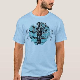 Camiseta Máquina da mente