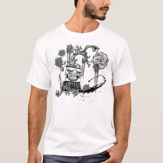 Camiseta Máquina de escrever