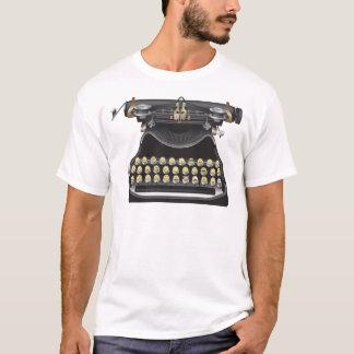 Camiseta Máquina de escrever de Emoji