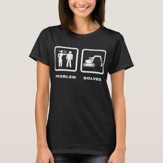 Camiseta Máquina escavadora