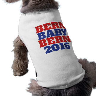 Camiseta Máquinas de lixar 2016 de Berna Bernie do bebê de