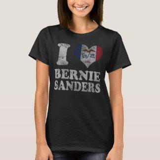 Camiseta Máquinas de lixar 2016 de Bernie do coração de