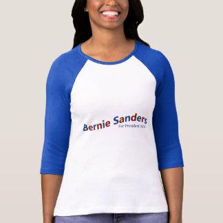 Camiseta Máquinas de lixar de Bernie para o presidente T
