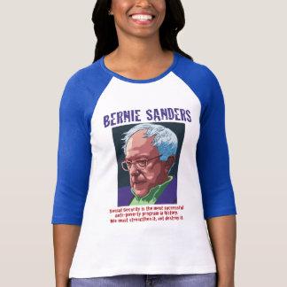 Camiseta Máquinas de lixar SSI de Bernie