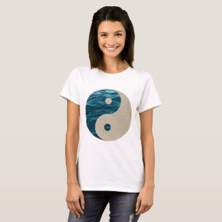 Camiseta Mar & areia