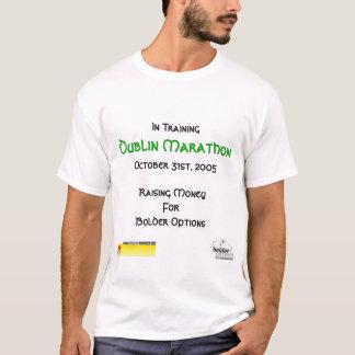 Camiseta Maratona da Dublin de Ryan
