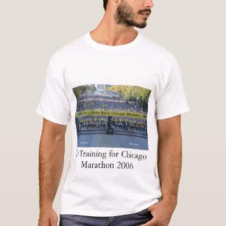 Camiseta Maratona de Chicago