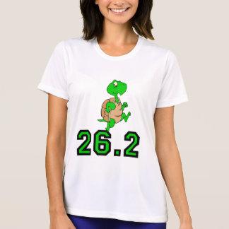 Camiseta Maratona engraçada da tartaruga