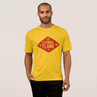 Camiseta Maratona eterno do FA da chama