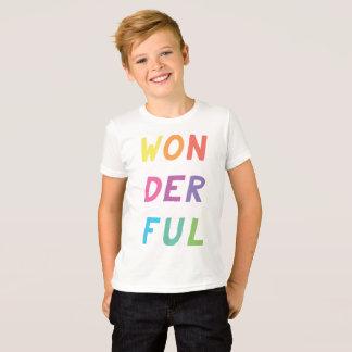 Camiseta Maravilhoso